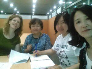 Seoul quality of life monitors meeting